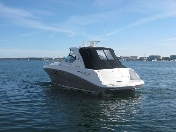 2006 Sea Ray 38 Sundancer Boats For Sale Dimillo S Yacht Sales