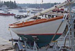 2005 Classic Boat Shop Pisces 21