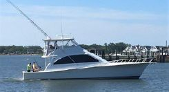 2004 Ocean Yachts 52 Super Sport WITH SEAKEEPER