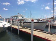 1968 Matthews 45 Flush Deck Motor Yacht