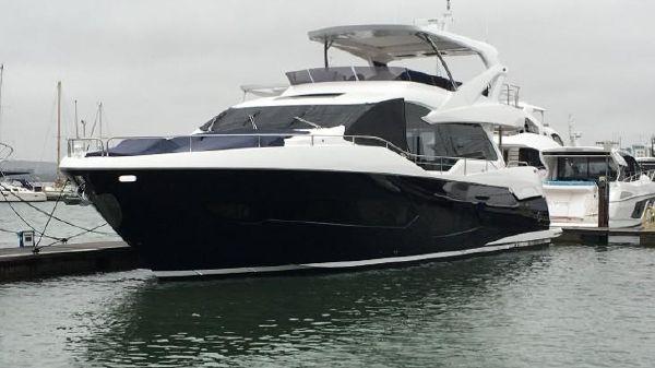 Sunseeker 76 Yacht