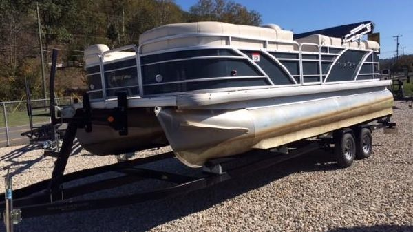 Used Aqua Patio Boats For Sale - The Great Outdoors Marine