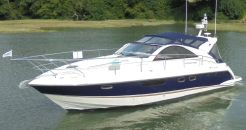 2011 Fairline Targa 38