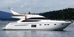 2008 Princess 62 Flybridge