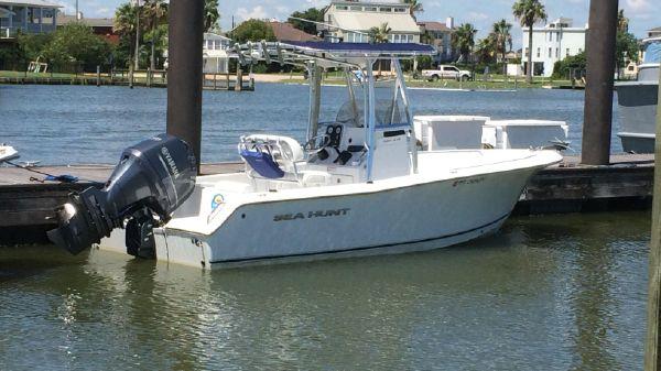 Sea Hunt 21