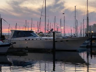 2020 Thornton Yachts 850 Motorsailer