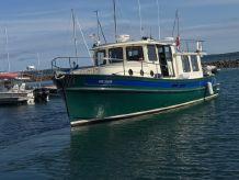 2000 Nordic Tugs 37 Pilothouse