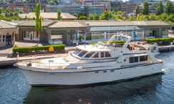 1985 Tollycraft Raised Pilothouse