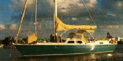 1990 Oyster 435 C/C Sloop