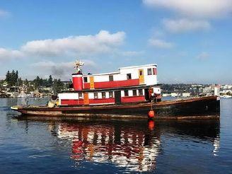 1908 Tugboat Wallace Shipyard