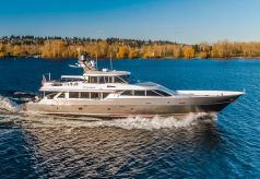2003 Nordlund Pilothouse