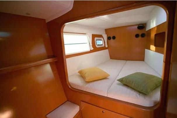 Manufacturer Provided Image: Aft Starboard Cabin
