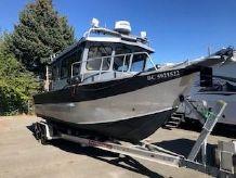 2017 Raider 2496 Offshore