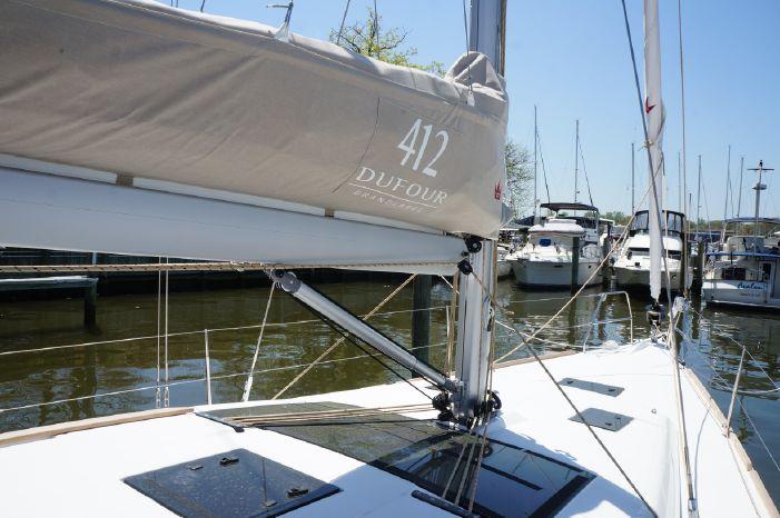 2018 Dufour Broker BoatsalesListing