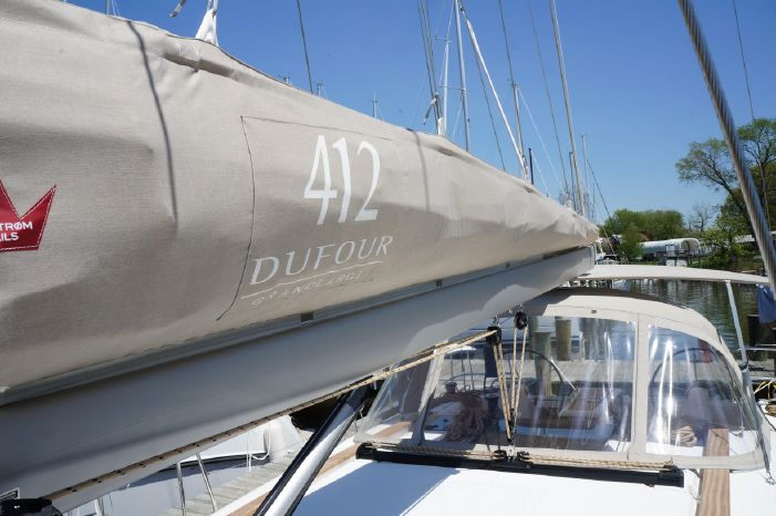 2018 Dufour Broker Purchase