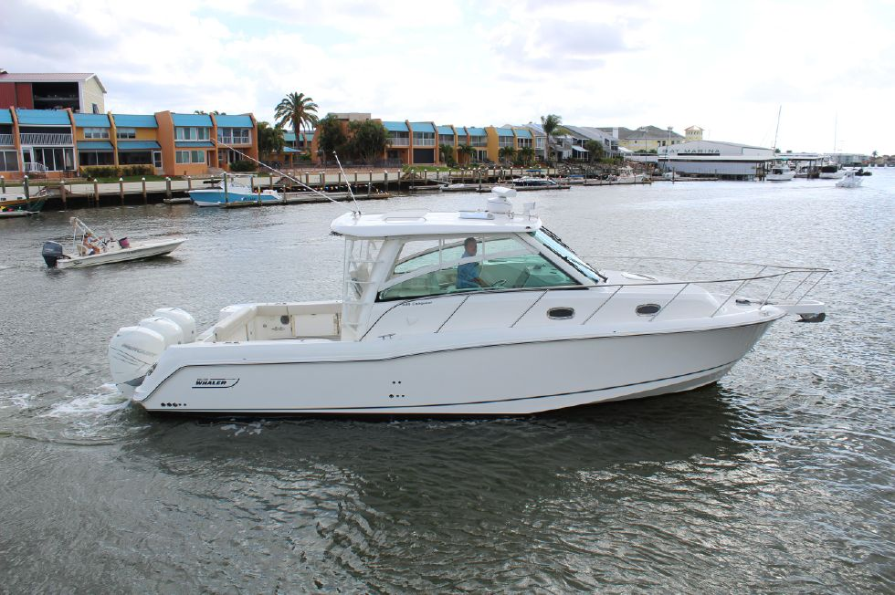 2017 Boston Whaler 345 Conquest 34 Boats for Sale - All Captains