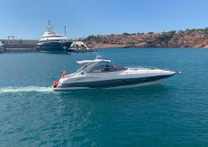 2002 Sunseeker Superhawk 34