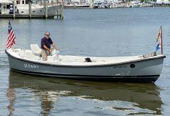 1974 Uniflite US Navy Utility Whale Boat