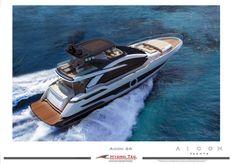 2021 Aicon Yachts 66 Vivere