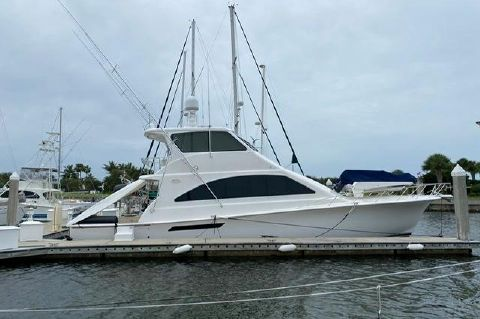 2005 Ocean Yachts ENCLOSED FLYBRIDGE