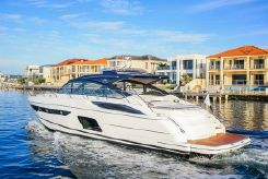 2016 Princess V58 Open Sports Cruiser