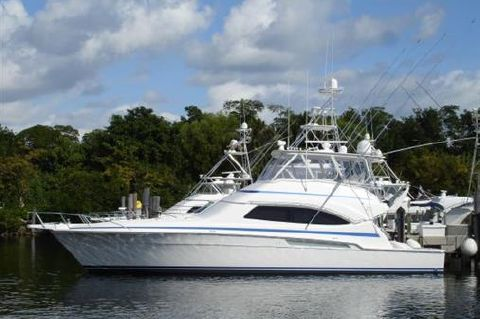 2007 Bertram 570 Convertible - 2007 57' Bertram