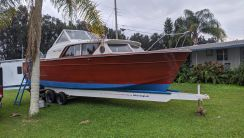 1960 Chris-Craft Constellation
