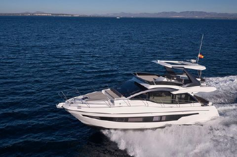 2020 Astondoa 52 Flybridge