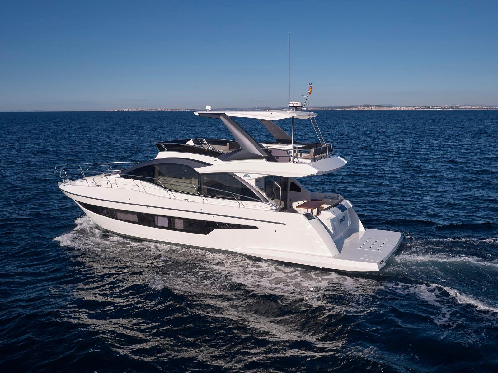 Astondoa 52 Flybridge