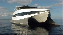 2003 Wavepiercer 75 Catamaran