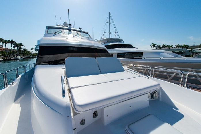 2008 Hatteras For Sale Maine