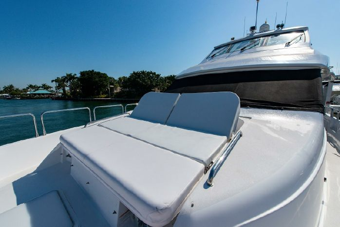 2008 Hatteras For Sale New England