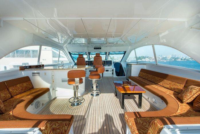 2008 Hatteras For Sale BoatsalesListing