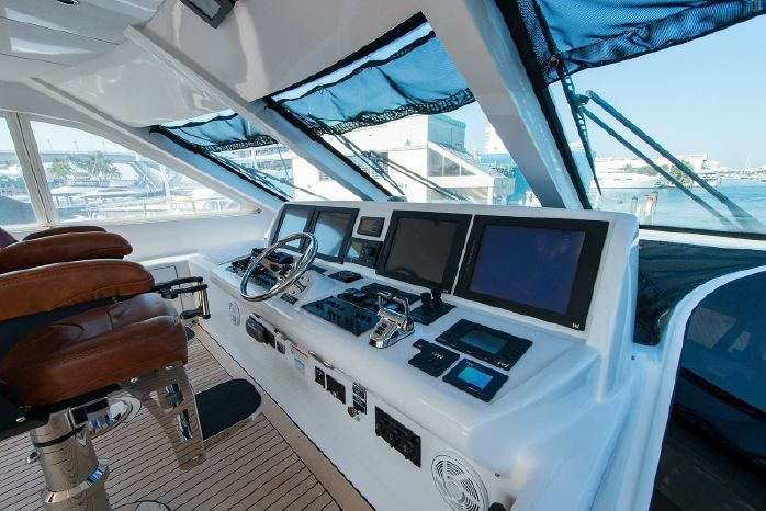 2008 Hatteras For Sale Buy