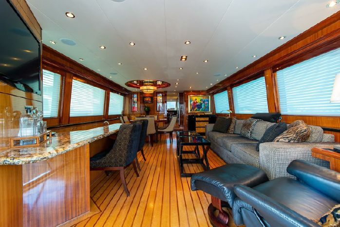2008 Hatteras For Sale Purchase