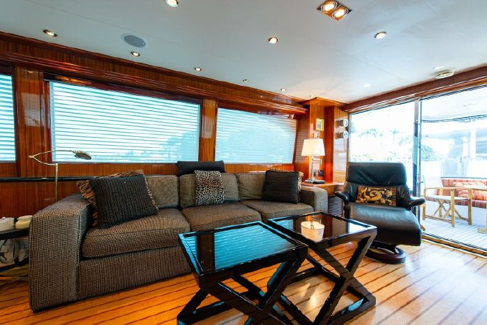 2008 Hatteras Purchase Sell