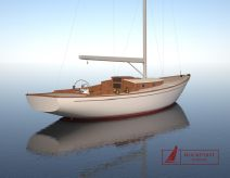 2019 Custom Rockport Marine Sloop