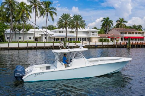 2015 Yellowfin 39