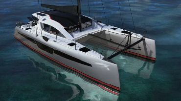 2020 Custom C-Catamarans C-Cat 48