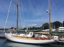 1962 Concordia Yawl