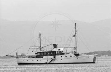 1933 Custom Miller - Sons St.Monance Navetta D'epoca 24 Mt