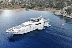 2000 Ferretti Yachts 881
