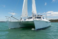 1995 Catamaran Ron Given 40ft Motor Sailor