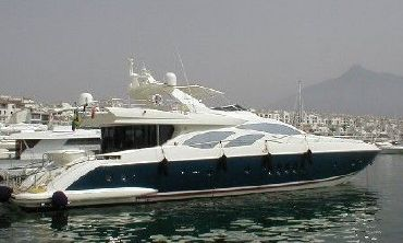 2002 Azimut 98 Leonardo