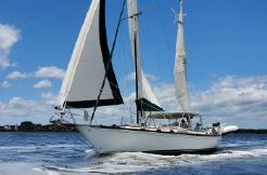 1987 Whitby Brewer Staysail Ketch