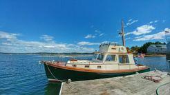 1972 Jarvis Newman Flybridge Cruiser