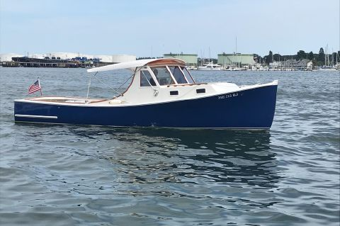 1985 Holland 32 Lobster Boat