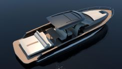 2021 Focus Motor Yachts Forza 37