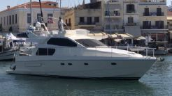 1994 Ferretti Yachts 135 Flybridge