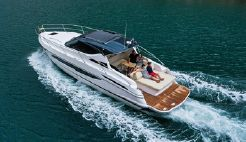 2021 Focus Motor Yachts Power 36